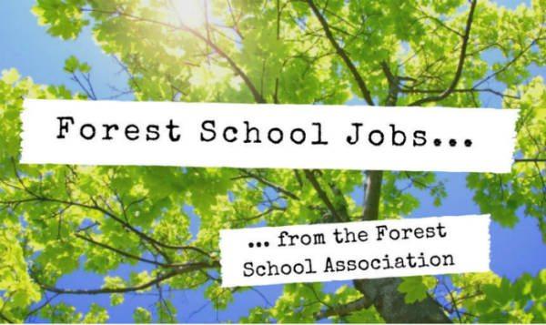 Deadline: 6 April | Forest School Leader | West Sussex