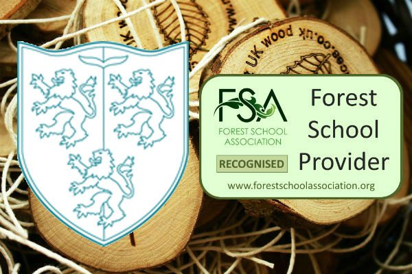 First Recognised Forest School Provider in Wiltshire