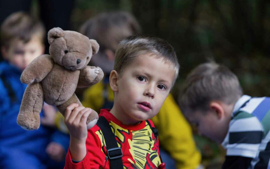 Emotion Coaching at Forest School by Sarah Lawfull