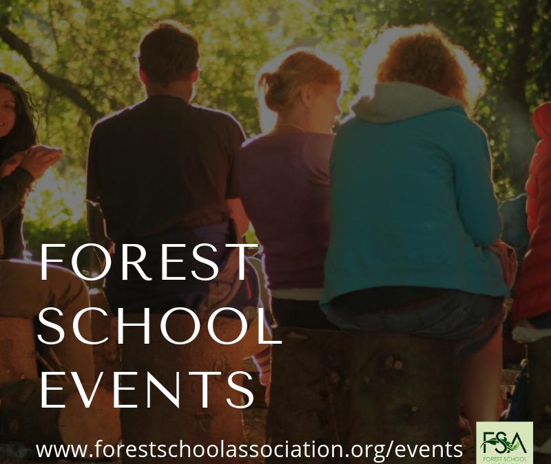 Event: 10.07.19 – Forest school Leadership Training – USA